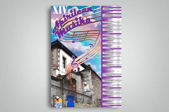 Apirilean Musika 2018