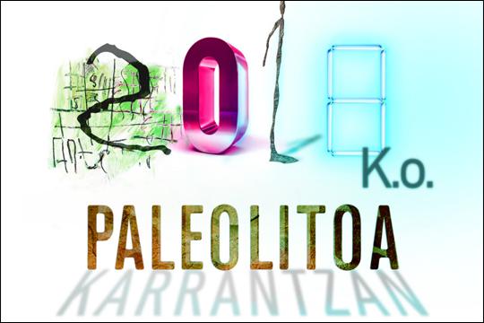 """2018 K.o. Paleolitoa"""