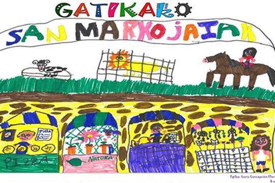Gatikako San Marko jaiak 2018