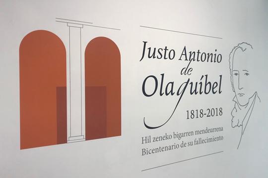 """""""Olaguíbel: 1818-2018"""" argazki eta dokumentazio erakusketa"""