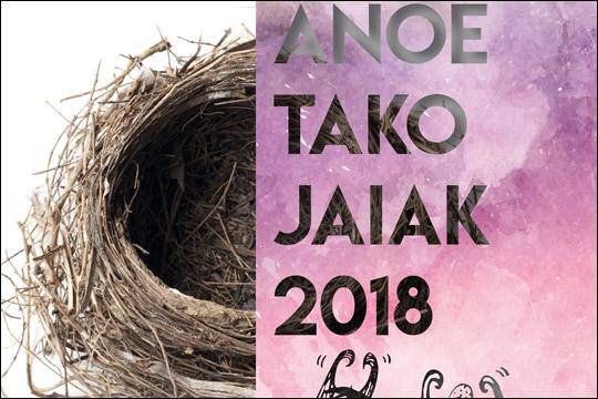 Anoetako jaiak 2018