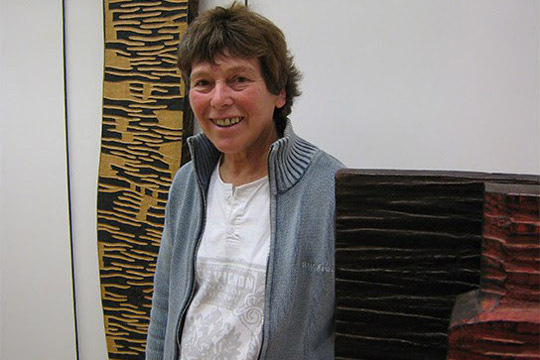 """Bribes et Réminiscences"", Christiane Giraud-en erakusketa"