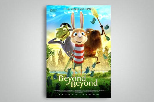 """""""Beyond Beyond"""""""