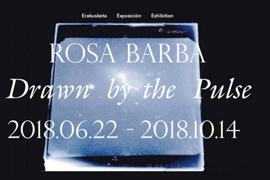 """Drawn by the Pulse"", Rosa Barbaren erakusketa"