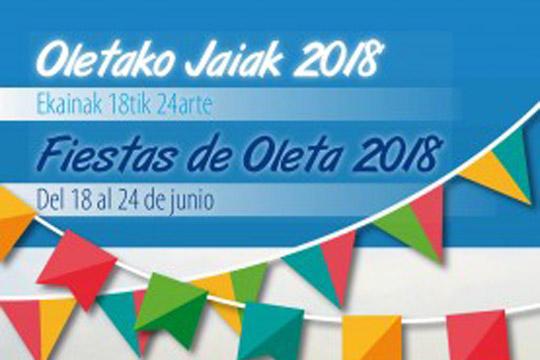 Oletako Jaiak 2018
