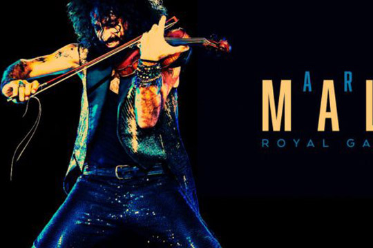 "Ara Malikian: ""Royal Garage Word Tour"""