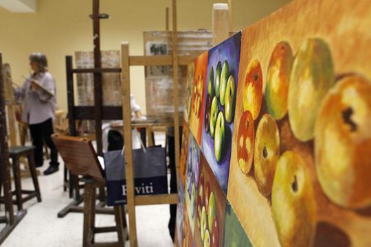Ikastaroak Catalina de Oscáriz Arte Eskolan 2019