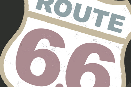 """Route 6,6"""