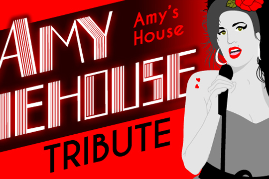 "Amy Winehouse Tribute: ""Amy's House"""
