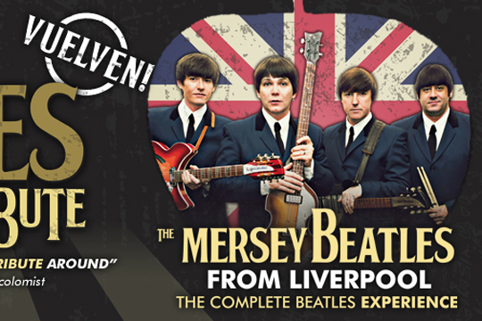 The Beatles Tribute: The Mersey Beatles from Liverpool