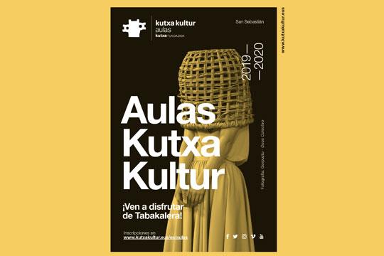 Kutxa Kultur Ikastaroak 2019-2020