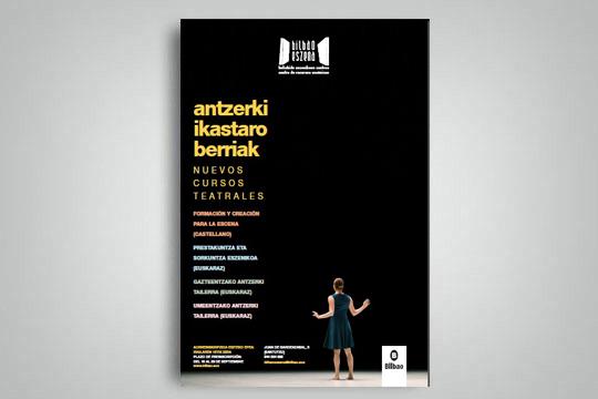 Bilbaoeszenako antzerki ikastaroak 2019-2020