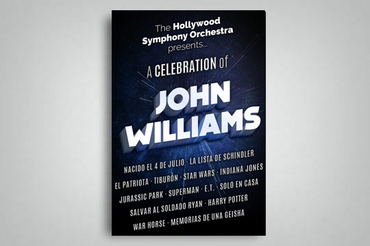 "Hollywood Symphony Orchestra: ""A Celebration of John Williams"""