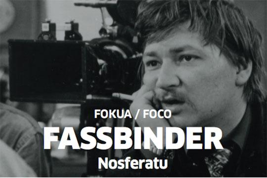Rainer Werner Fassbinderri buruzko zinema-zikloa