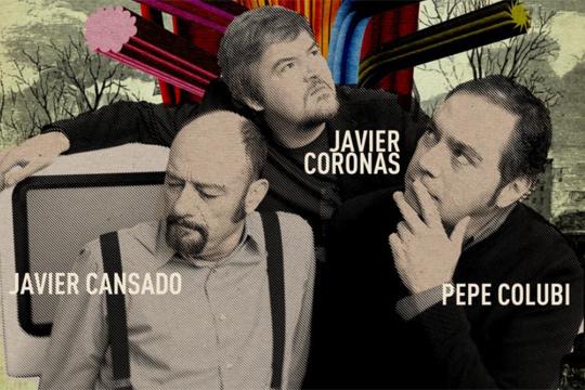 "J. Coronas + J. Cansado + P. Colubi: ""Ilustres Ignorantes World Tour"""