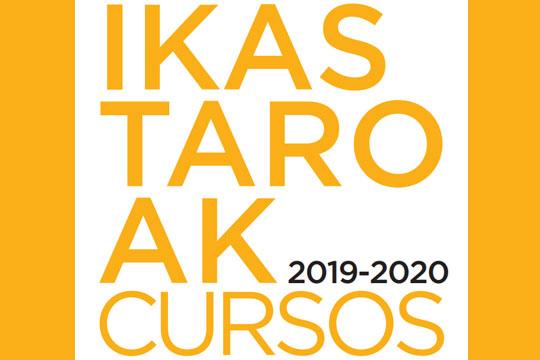 Donostia Kulturako Egile Ikastaroak 2019-2020