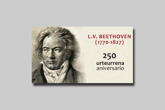 Beethovenen Jaiotzaren 250. Urteurreneko Kontzertuak