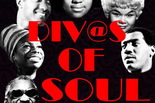 Div@s of Soul vs. Aretha Franklik + Otis Redding + Etta James + Ray Charles + Nina Simone + Sam Cooke...