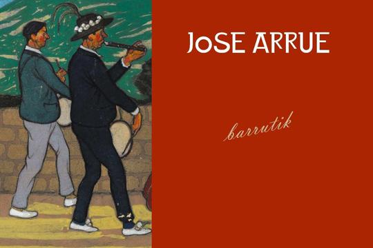 """""""Jose Arrue barrutik"""""""