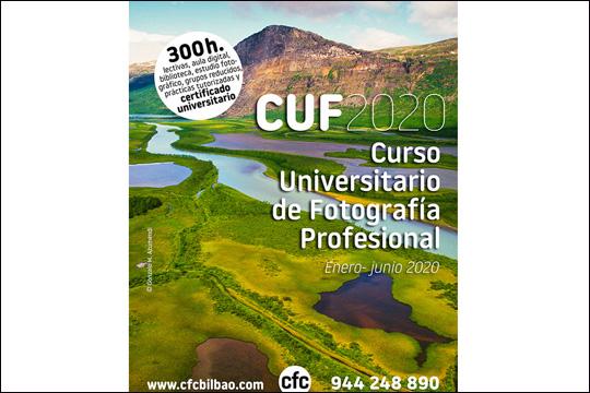 Curso Universitario de Fotografía Profesional (CUF)