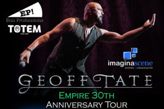 Geoff Tate + Darker Head + Formosa