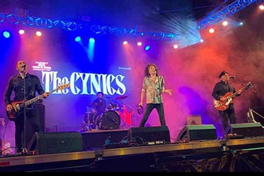 The Cynics + The Dealers