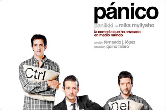 """""""Pánico"""""""