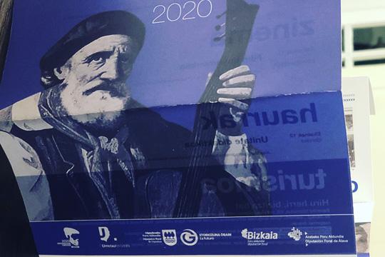 Iparragirre 2020 - Iparragirreren Jaiotzaren bigarren Urteurrena