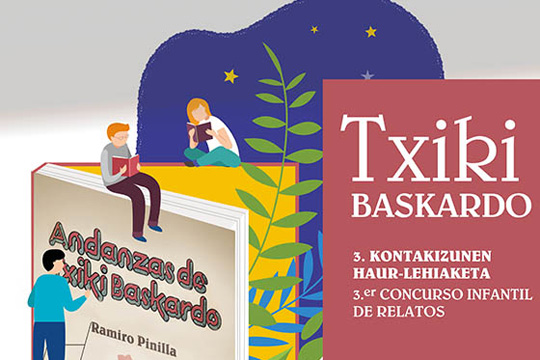 "Concurso Infantil de Relatos ""Txiki Baskardo"""