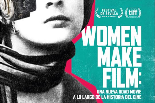 """""""Women Make Film"""" dokumental sailaren emanaldia"""