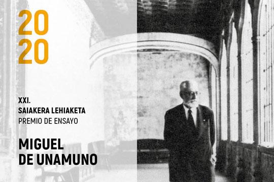 Miguel de Unamuno Saiakera Lehiaketa 2019