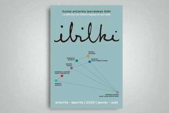 Ibilki 2020 - Euskal antzerkia Iparraldean ekimena