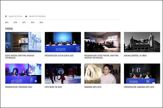 #AzEtxean - Azkuna Zentroaren multimedia artxiboa