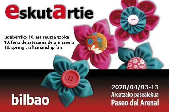 (ATZERATUA) - Eskutartie 2020 - Udaberriko Artisautza Azoka