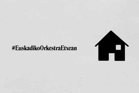 #EuskadikoOrkestraEtxean: Hainbat multimedia eduki eskura