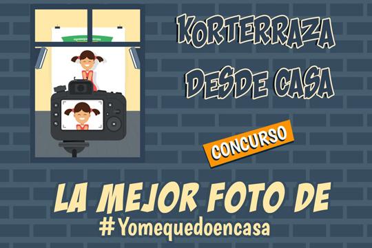 """Korterraza Etxetik 2020: """"La mejor foto de #YoMeQuedoEnCasa"""" lehiaketa"""