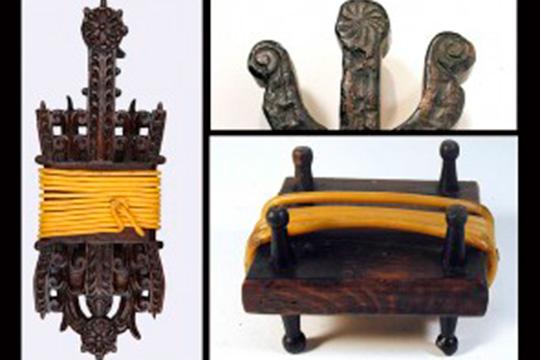 """""""Asteko pieza"""" (San Telmo Museoa): Argizaiola"""