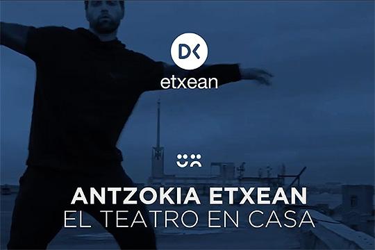Antzokia Etxean