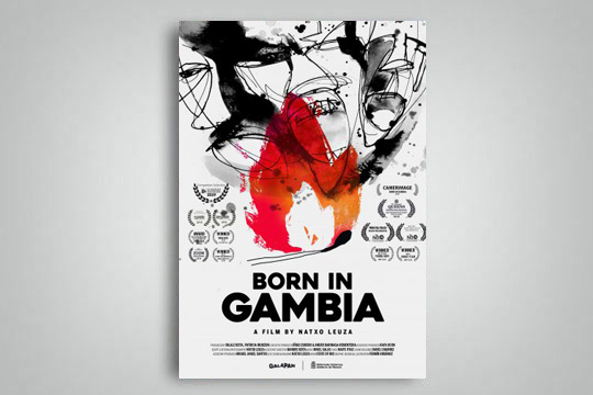 """Born in Gambia"" (online)"