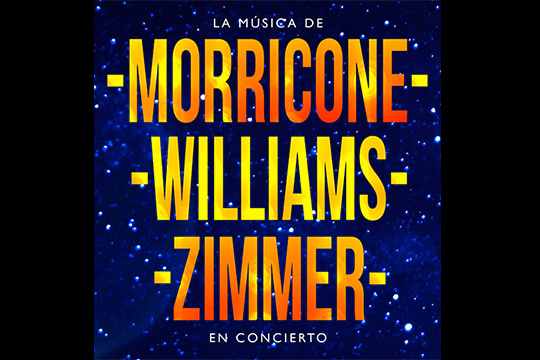"Royal Film Concert Orchestra: ""The Music of Morricone, Zimmer, Williams"""