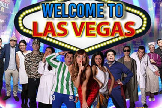 """Welcome to Las Vegas"""