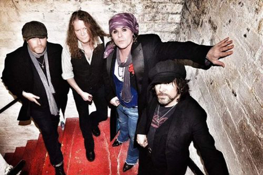 The Quireboys + Pölisong