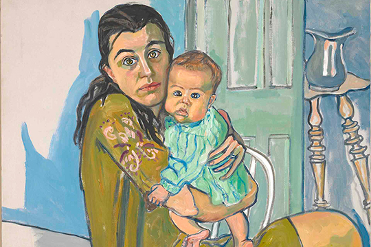 """Alice Neel: People Come First"""
