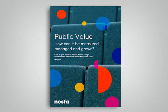 Public Value. How can it be measured, managed and grown?