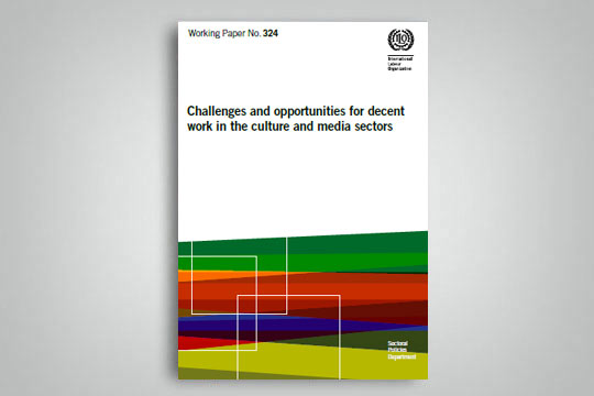 Challenges and opportunities for decent work in the culture and media sectors