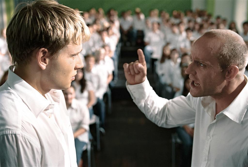 """Proyección de la película """"La Ola"""" (D. Gansel, 2008)"""