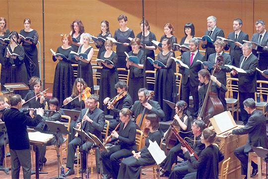 Quincena Musical de San Sebastián 2021: Conductus Ensemble